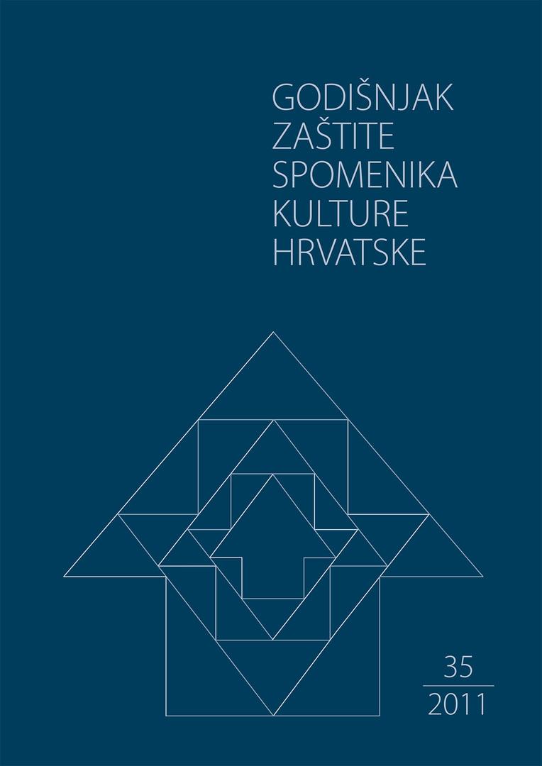 Godišnjak zaštite spomenika kulture Hrvatske 35