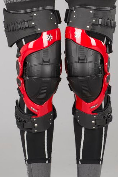 Aterisk Cell Knee Guard