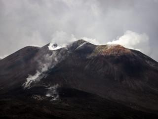 Crateri sommitali Etna