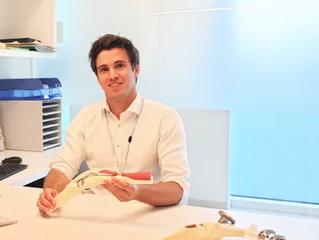 Dr Stefaan VAN ONSEM,PhD nieuw staflid orthopedie startte op 1 september 2020.