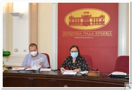 Doneta odluka o proglašenju vanredne situacije na teritoriji Grada Kruševca