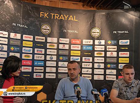 "U 12. KOLU PLS FUDBALERI TRAYALA U PONEDELJAK GOSTUJU FK ""IMT"""