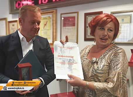 """DOM ZA DECU I OMLADINU """"JEFIMIJA"""" DOBIO DONACIJU 470 HILJADA DINARA"""