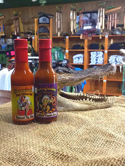 Everglades Hot Sauce Co.