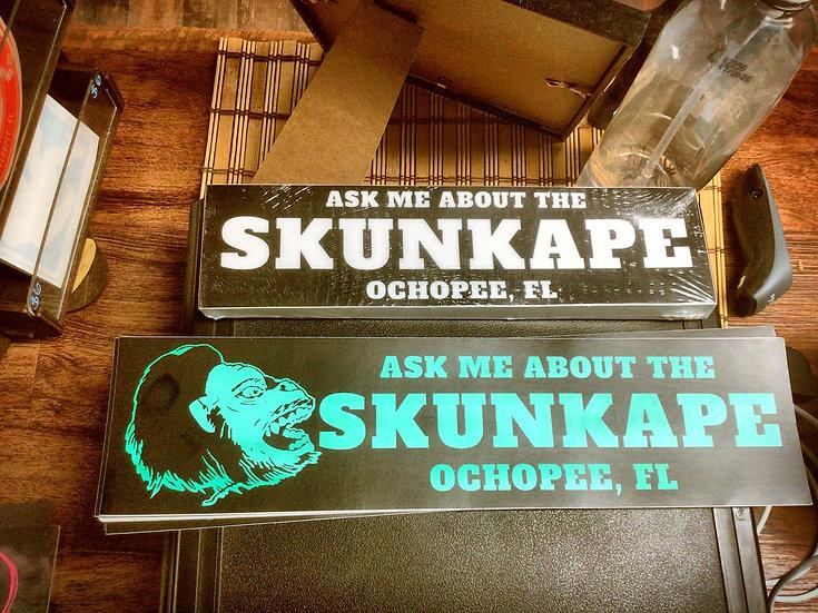 Seafoam XXL bumper sticker