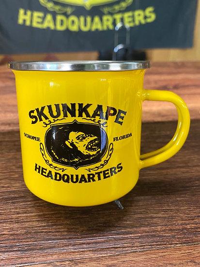Tin Coffee Cup