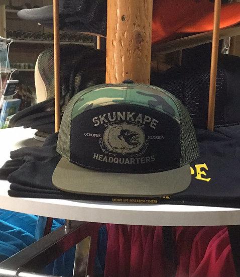 Camo Skunkape Hat