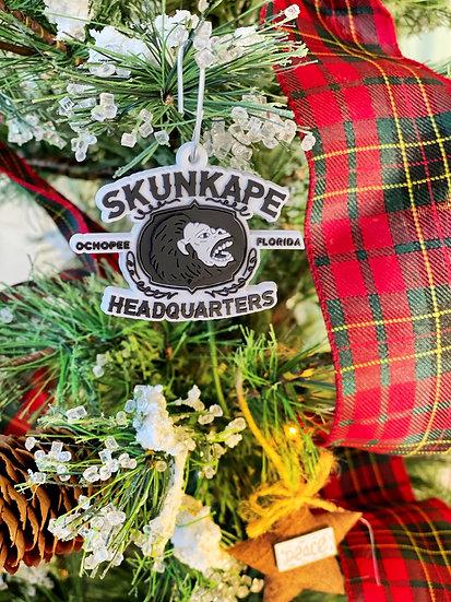 Skunkape HQ Ornament