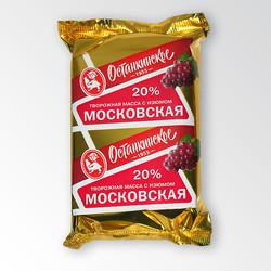 Масса «Московская»