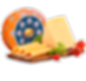 1199-Сыр-Король-Артур-50%-круг-композици