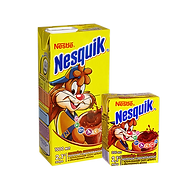 Коктейли ТМ Nesquik