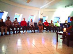 Sesión de Mindfulness.