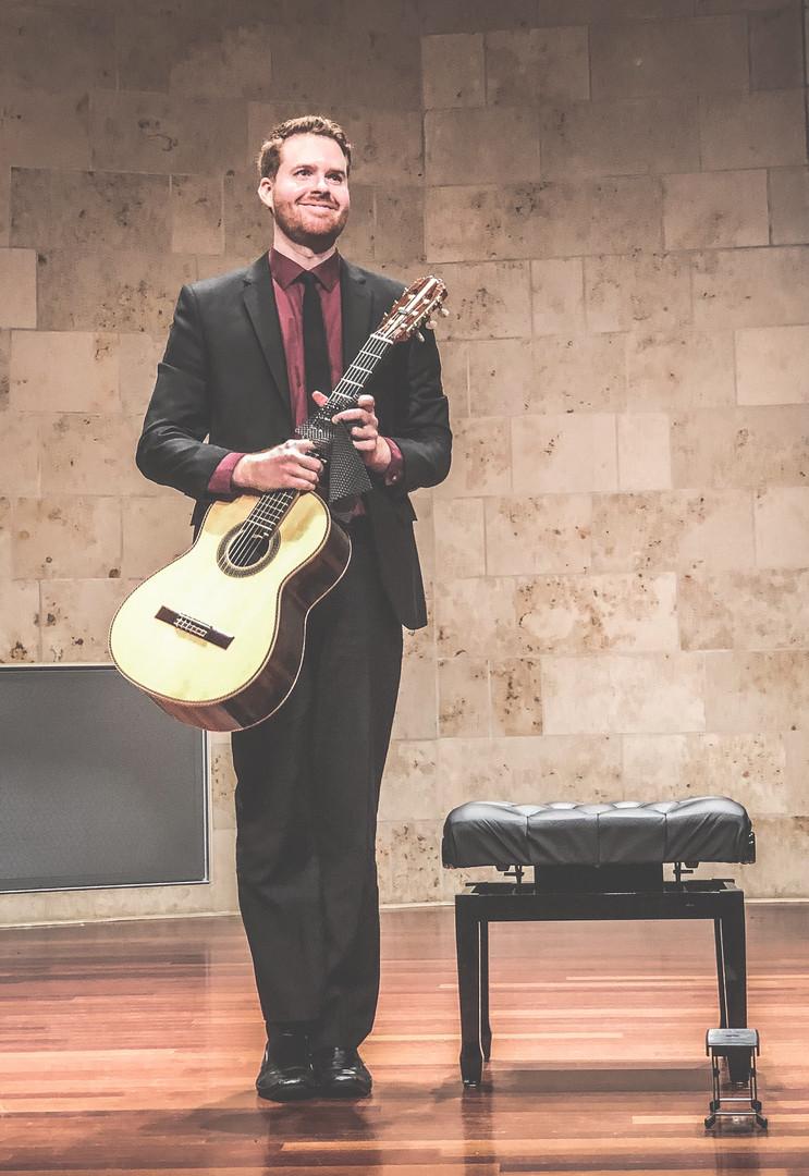 Recital guitar