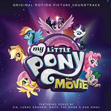 My Little Pony The Movie Soundtrack