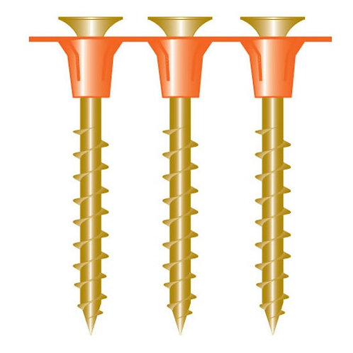 Collated Drywall Screws