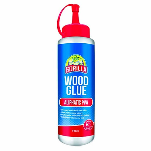 Gorilla Aliphatic PVA Wood Glue