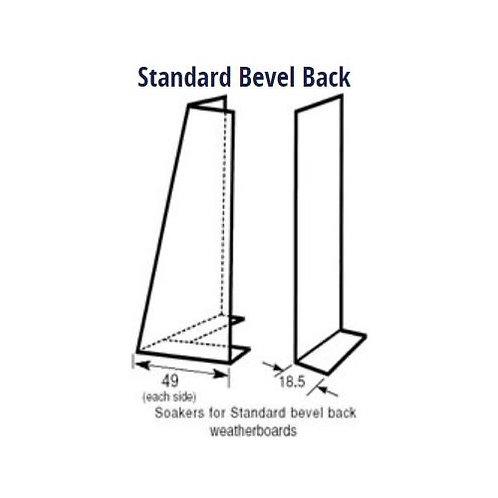 Sigma Weatherboard Soakers Standard