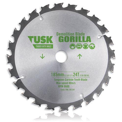 Tusk TCT Demolition Blades