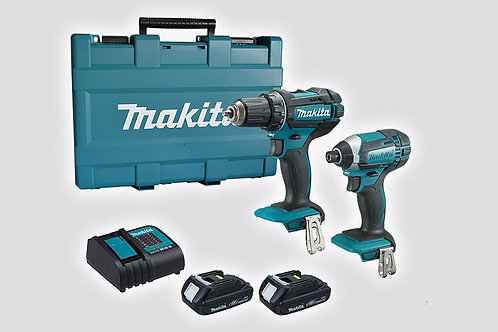 Makita Cordless 2 Piece Tool Kits