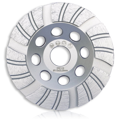 Tusk Diamond Turbo Cup Grinding Wheel