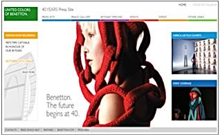 New website/redesign