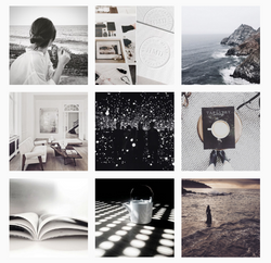 Instagram & Moodboarding