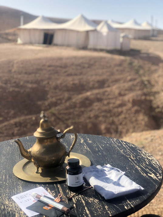 Tea in the Desert