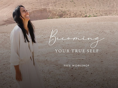 NA-Becoming your true self free workshop