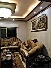 الاقساط شقة للبيع طابق ارضي 133 م . في عمان. ضاحية الأمير علي