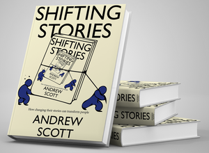 Copies of Shifting Stories by Andrew Scott