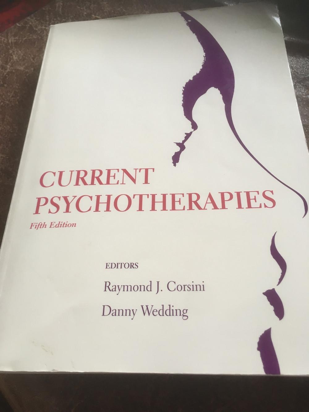 Current Psychotherapies (Corsini & Wedding)