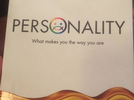 More on psychology...