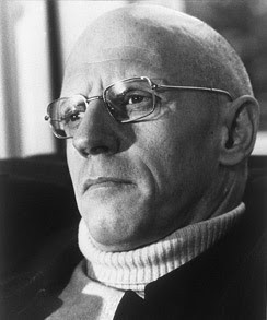 Michel Foucault, 20thC french philisopher