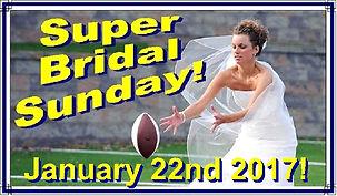 Super Bridal Sunday 2017