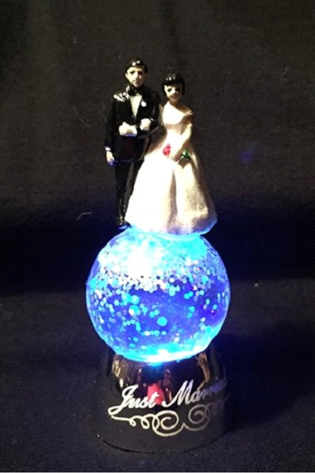 Light Up Table Centerpiece / Cake Topper
