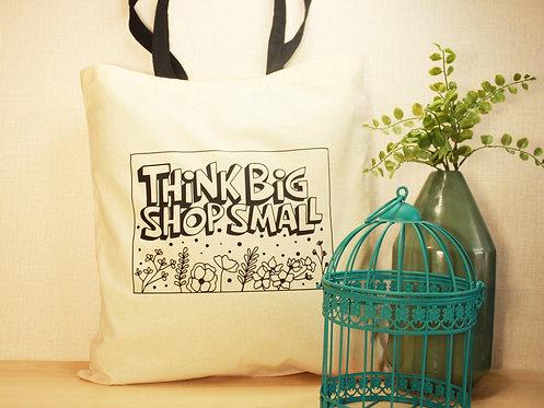 Think Big Shop Small