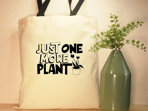 Just One More Plant