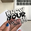 Thumbnail: Know Your Worth Clear Sticker