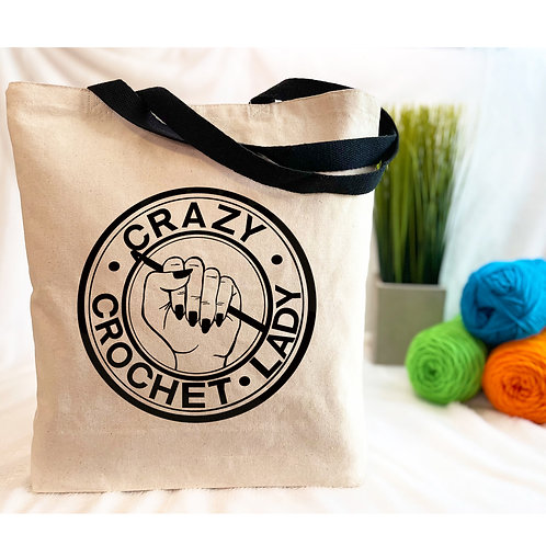 Crazy Crochet Lady