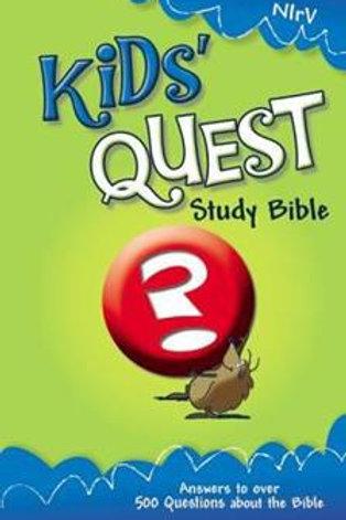 Kid's Study Bible