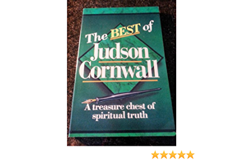 The Best of Judson Cornwell by Judson Cornwell
