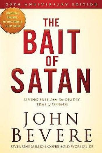 20th Anniversary Edition Bait of Satan by John Bevere