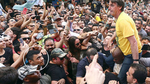 Jair Bolsonaro, segundo o jornal norte-americano The New York Times