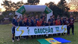 Gramadense vence Novo Hamburgo e é campeão na Categoria Sub-17