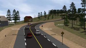 Rodovias de acesso a Gramado e a invasão das faixas de domínio do Estado