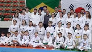 Alunos do Taekwondo prestam exame em Gramado e Canela
