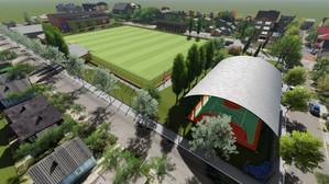 Piratini: Complexo Esportivo Ernesto Volk em fase de licitação