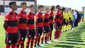 Flamengo (RJ) bate Palmeiras (SP) e conquista invicto 1º Copa Gramado Laghetto Sub 16