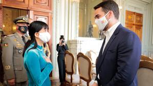 Negócios com o Brasil: embaixadora do Vietnã visita Gramado