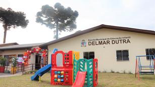 Escola Delmar Dutra recebe melhorias